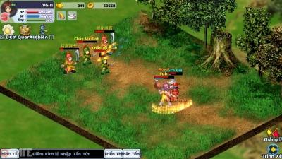 Vì quá đam mê, game thủ Việt đã tự tay Việt hóa TS Online Mobile