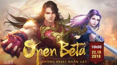 Võ Lâm Truyền Kỳ H5 chính thức ra mắt game thủ