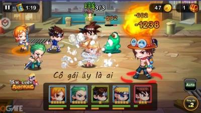 Học Viện Bá Đạo: Tựa game mobile chuẩn style Manga chính thức mở cửa Open Beta