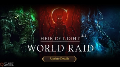 Có gì trong cập nhật Halloween của tựa game vốn đã rùng rợn Heir of Light?