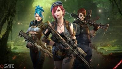 Thêm 1 game bắn súng 'ngừng cuộc chơi' tại thị trường Việt