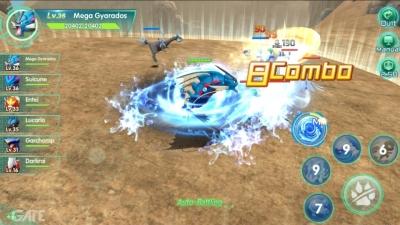 Làng Quái Thú – gMO đầu tiên cho phép người chơi tự tay điều khiển quái thú chiến đấu, hành động cực đã tay