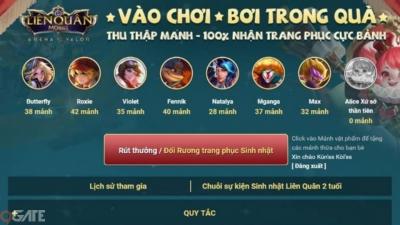 Liên Quân Mobile: Game thủ Việt là