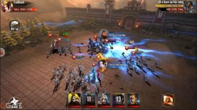 Chào mừng 7 ngày ra mắt thành công,  Ngọa Long Truyện Mobile tặng 300 Giftcode  hỗ trợ game thủ