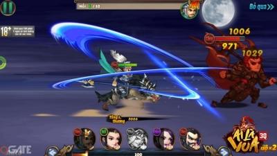 9 tính năng liên server, 500 tướng Tam Quốc, hàng nghìn cách build team