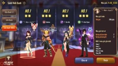 Dragon Nest Mobile - VNG tháng 12: Bản cập nhật được mong chờ nhất năm 2018, vinh danh Anh hùng đối kháng