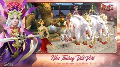 Võ Lâm Truyền Kỳ Mobile: Minh Tôn Thánh Hỏa ra mắt ngày 23/1