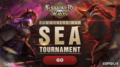 Summonners War lại bùng nổ với giải đấu lớn nhất khu vực Đông Nam Á