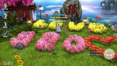 Tình Kiếm 3D – Thế giới kiếm hiệp đầy màu sắc của cộng đồng game thủ Việt