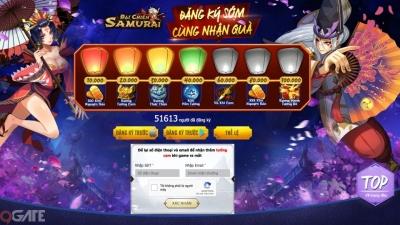 Đại Chiến Samurai VNG chuẩn bị ra mắt thị trường game Việt vào đầu tháng sau