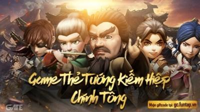 Funtap đổi tên dự án Vua Kiếm Hiệp thành Tân Chưởng Môn Mobile, chắc chắn ra mắt trong tháng 3/2019