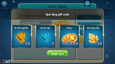 """Giftcode và những """"nhầm tưởng"""" của Nhà Phát Hành cũng như Game Thủ"""