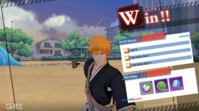 Trải nghiệm Bleach Mobile 3D - game nhập vai phong cách Nhật Bản