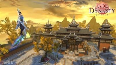 Jade Dynasty Mobile – phiên bản quốc tế của Tru Tiên Mobile chính thức ra mắt