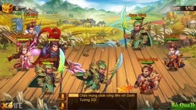 """Danh Tướng 3Q – VNG: Game Tam Quốc hot nhất hè 2019 với dàn tính năng """"không đụng hàng"""""""