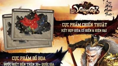 Tam Quốc Vương Giả tặng 200 Giftcode tri ân đến cộng đồng game thủ