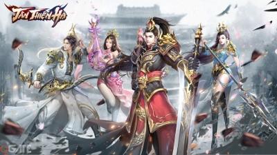 Trải nghiệm Tân Thiên Hạ - Game nhập vai quốc chiến
