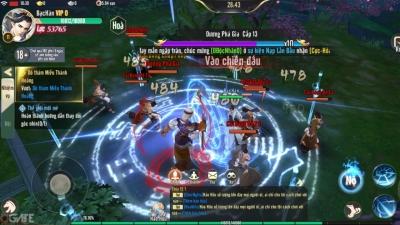 Ra mắt được 2 ngày, Võ Đang nhanh chóng trở thành môn phái quốc dân trong Ngạo Kiếm Vô Song 5.0