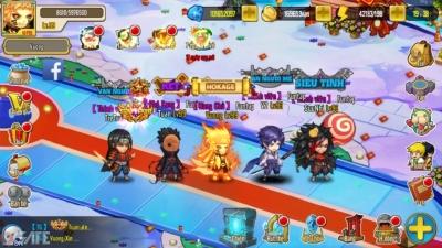 Vũ Trụ Anh Hùng – Tựa game quy tụ tất cả các siêu anh hùng Manga chuẩn bị ra mắt tại Việt Nam