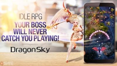 """Chơi thử DragonSky: Idle & Merge, tựa game """"bắn rồng"""" thế hệ mới của Com2us"""