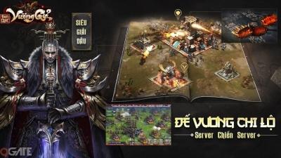 Tam Quốc Vương Giả hé lộ thông tin giải đấu Đế Vương Chi Lộ mùa 2 chuẩn bị khởi tranh