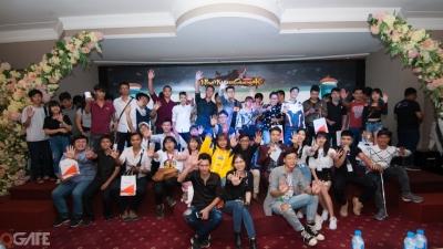 Sự kiện Big offline Nhất Kiếm Giang Hồ thành công rực rỡ tại Tp Hồ Chí Minh