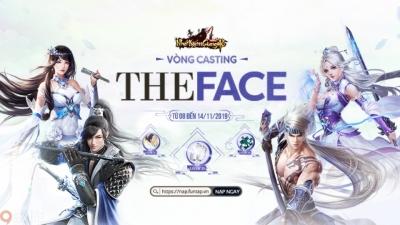 """Trở thành đại diện hình ảnh Nhất Kiếm Giang Hồ khi tham gia """"The Face Nhất Kiếm"""""""