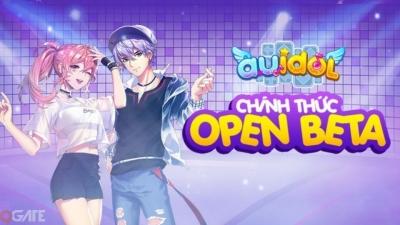 Au iDol: Game âm nhạc TOP 1 trên Store chính thức ra mắt, tặng 3 loại giftcode nhận quà sướng tay!