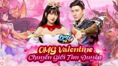 """Game thủ OMG 3Q háo hức với sự kiện """"OMG Valentine – Chuyển giới tìm duyên"""""""