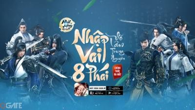 Game kiếm hiệp nhất phẩm - Nhất Mộng Giang Hồ chính thức ra mắt, tặng 2000 Giftcode