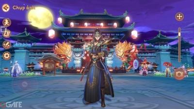 Vân Mộng Tứ Thời Ca là sự kết hợp giữa phong cách anime tươi sáng với thiết kế đậm chất Á Đông