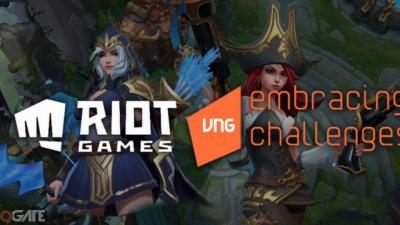 Dù LMHT: Tốc Chiến phát hành toàn cầu, game thủ Việt cũng không được phép chơi