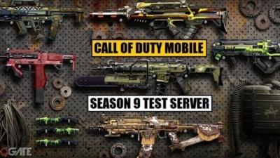 Máy chủ thử nghiệm Call of Duty Mobile mùa 9 sẽ ra mắt vào tuần tới