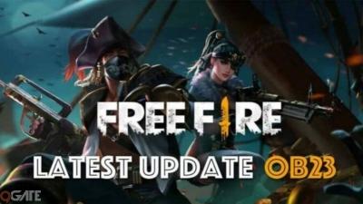 """Hai cập nhật lớn trong OB23 của Free Fire, phiên bản mà game thủ """"Lửa Chùa"""" xác định là mất rất nhiều thứ"""