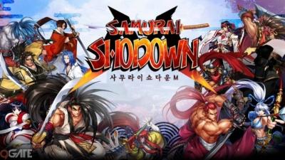 Samurai Shodown Mobile chính thức được ra mắt tại Đông Nam Á